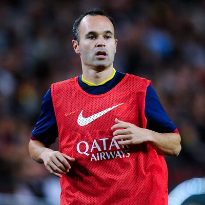 Andres Iniesta poster #2383365