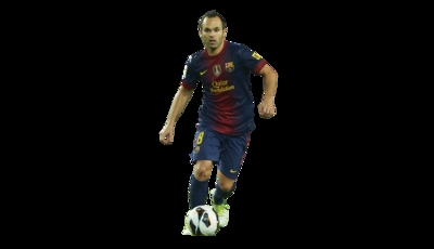 Andres Iniesta poster #2383376