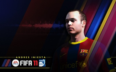 Andres Iniesta poster #2383378