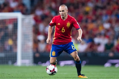Andres Iniesta poster #3334414