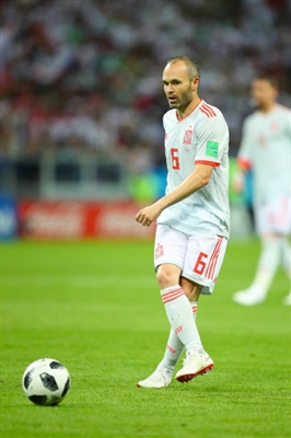 Andres Iniesta poster #3334415