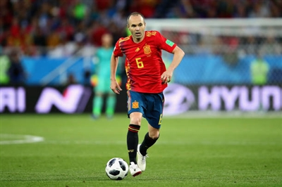 Andres Iniesta poster #3334418