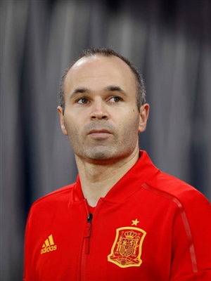 Andres Iniesta poster #3334430