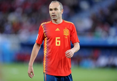 Andres Iniesta poster #3334434