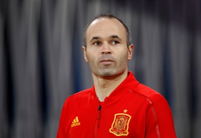 Andres Iniesta poster #3334435
