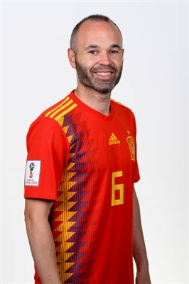 Andres Iniesta poster #3334496