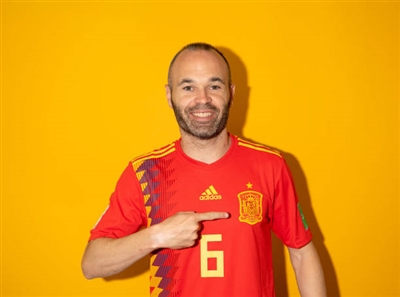 Andres Iniesta poster #3334498