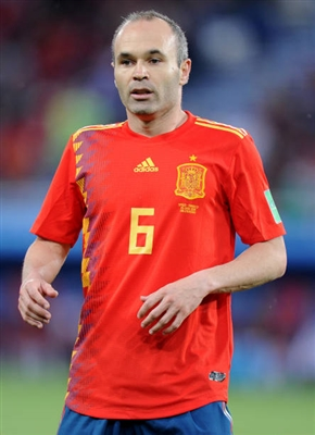 Andres Iniesta poster #3334501