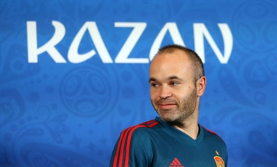 Andres Iniesta poster #3334508