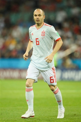 Andres Iniesta poster #3334514