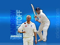 Andrew Flintoff poster