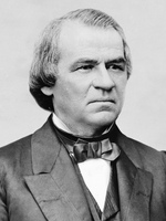 Andrew Johnson poster