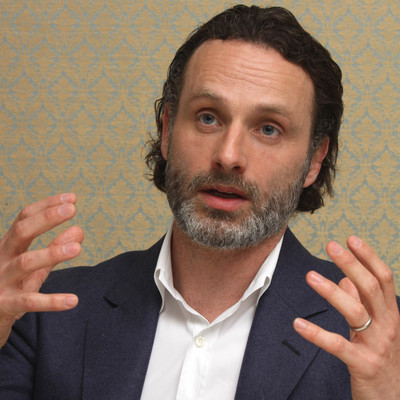 Andrew Lincoln poster #2350303