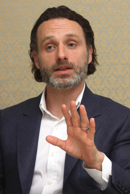 Andrew Lincoln poster #2350314