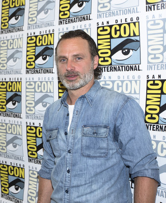 Andrew Lincoln poster #2616983