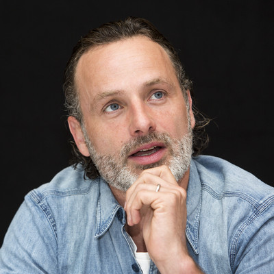 Andrew Lincoln poster #2616990