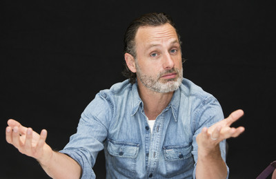 Andrew Lincoln poster #2617000