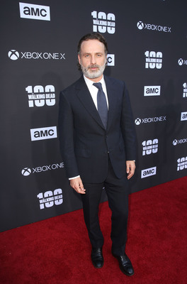Andrew Lincoln poster #2829162