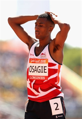 Andrew Osagie poster #3619214