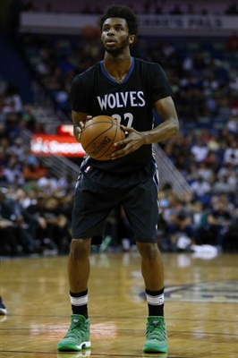 Andrew Wiggins poster #3457554