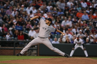 Andy Pettitte poster