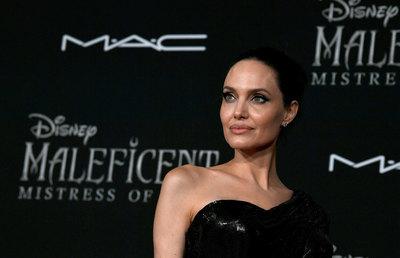 Angelina Jolie poster #3883346