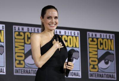 Angelina Jolie poster #3883371