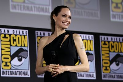 Angelina Jolie poster #3883375