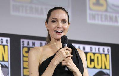 Angelina Jolie poster #3883383