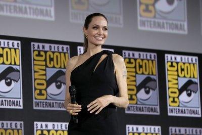 Angelina Jolie poster #3883391