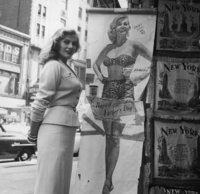 Anita Ekberg poster