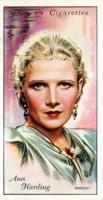 Ann Harding poster