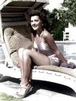 Ann Rutherford poster