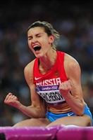 Anna Chicherova poster
