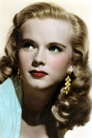 Anne Francis poster