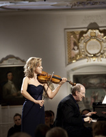 Anne Sophie Mutter poster