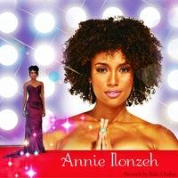 Annie Ilonzeh poster