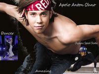 Apolo Anton Ohno poster
