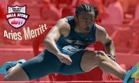 Aries Merritt poster