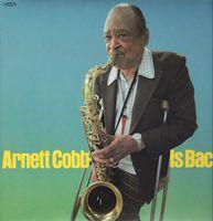 Arnett Cobb poster