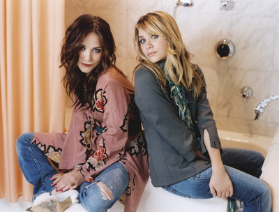 Ashley and Mary Kate Olsen poster #2113303