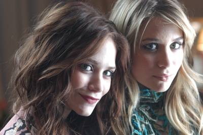 Ashley and Mary Kate Olsen poster #2113307