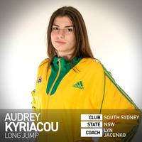 Audrey Kyriacou poster