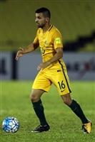 Aziz Behich poster
