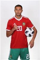 Aziz Bouhaddouz poster