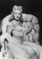 Betty Grable poster