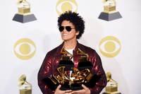 Bruno Mars poster