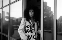 Cher poster