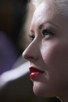 Christina Aguilera mousepad