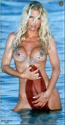 Roberts nackt Claudia  Claudia Schiffer